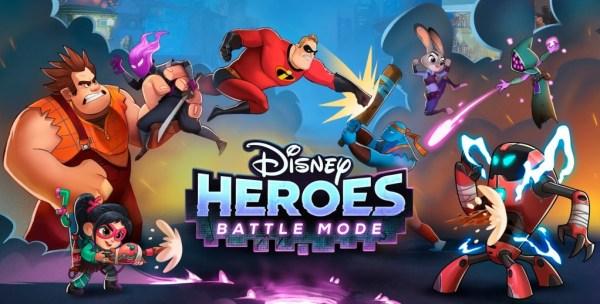 Disney Heroes- Battle Mode MOD Apk