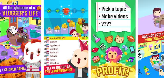 Vlogger Go Viral Tuber Game Mod Apk