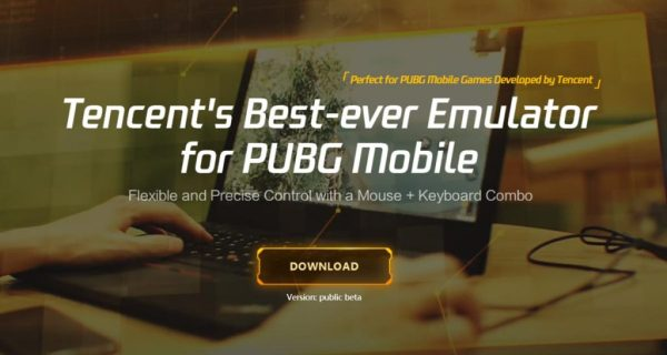 PUBG Mobile Emulator For PC