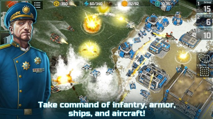 Art of War 3: PvP RTS modern 1.0.62 Mod Apk