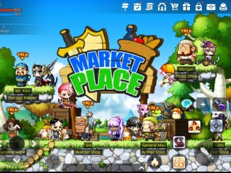 MapleStory M for PC