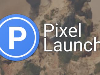Go Pixel Launcher