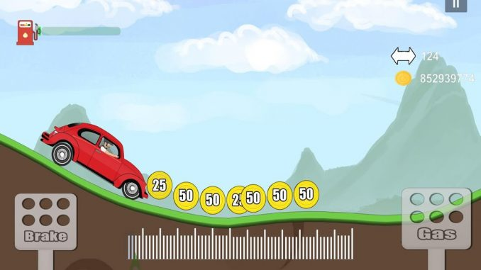 Car Mountain Hill Driver Climb Racing Game for PC