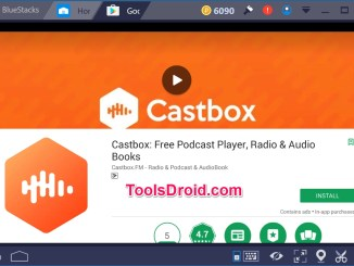 CastBox for Windows 10 PC