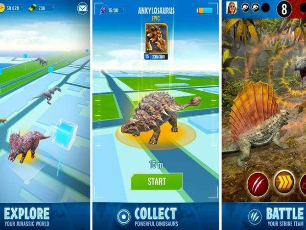 Jurassic World Alive Mod apk hack