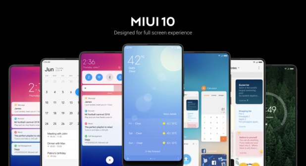 MIUI 10 Global ROM for Redmi Note 5 Pro
