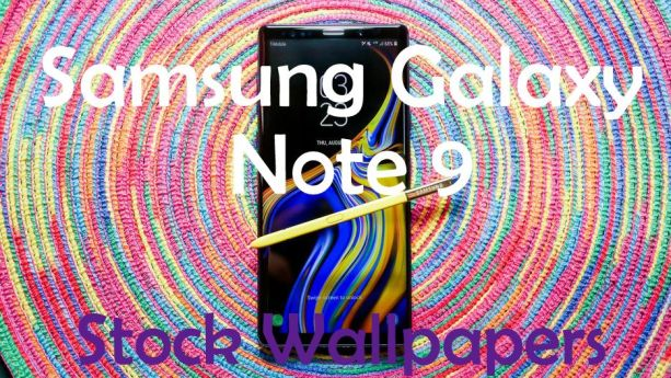 Galaxy Note 9 Wallpapers