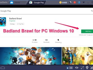 Badland Brawl for PC Windows 10 Mac