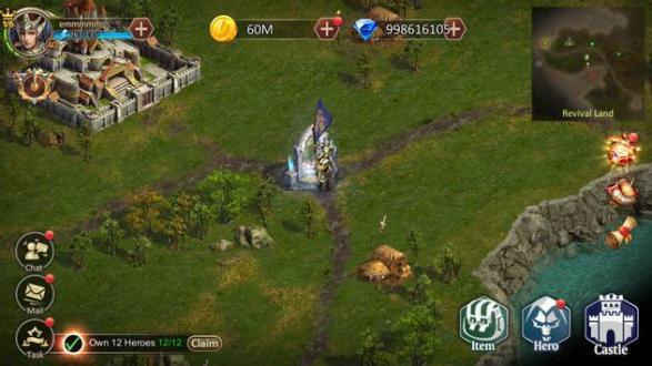 Dungeon & Heroes Mod apk hack