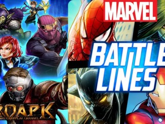 Marvel battle Lines Mod apk hack cheats