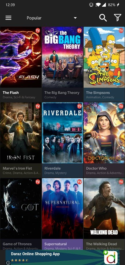 Download Cinema Apk | Best Alternate of Dead Showbox  - ToolsDroid