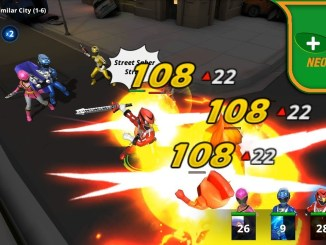 Power Rangers All Stars Mod apk Android Hack Cheats