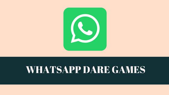 Updated 11 Best Whatsapp Games 2019 Dare Games Emoji
