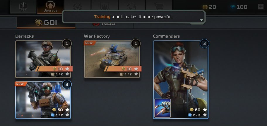 command and conquer android mod apk