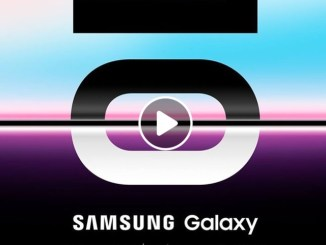Samsung galaxy S10 20 February 2019