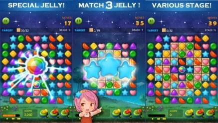 Jelly Star Night Mod Apk