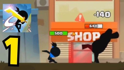 Super Stick Fight Man Mod Apk