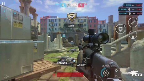 Warface Global Operations Mod Apk