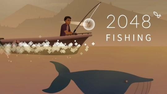 2048 Fishing Mod Apk