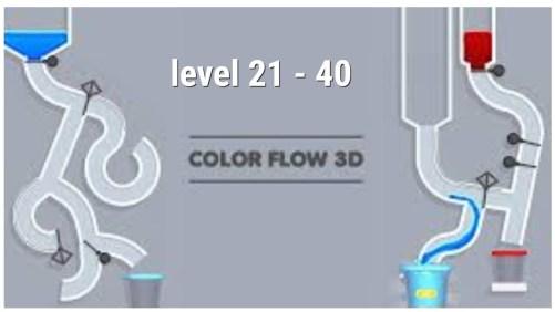 Color Flow 3D Mod Apk