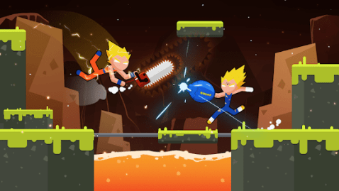 Stickman Dragon Fight Mod Apk