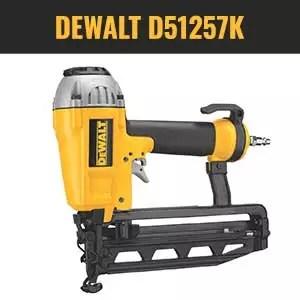 DEWALT D51257K Finish Nailer