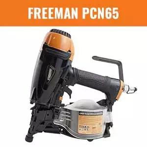 Freeman PCN65 Pneumatic Coil Siding Nailer