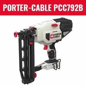 PORTER-CABLE PCC792B Finish Nailer