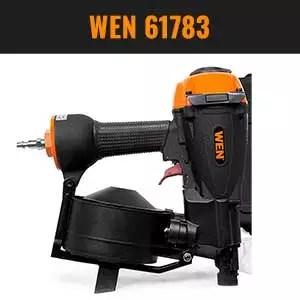WEN 61783 Pneumatic Coil Roofing Nailer