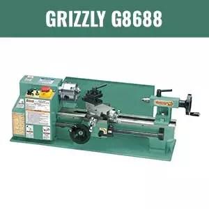 Grizzly G8688 Mini Metal Lathe