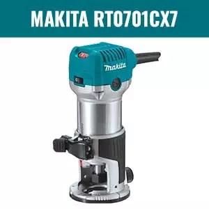 Makita RT0701CX7 Compact Router Kit