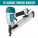15 gauge finish nailer