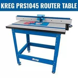 KREG PRS1045 Precision Router Table