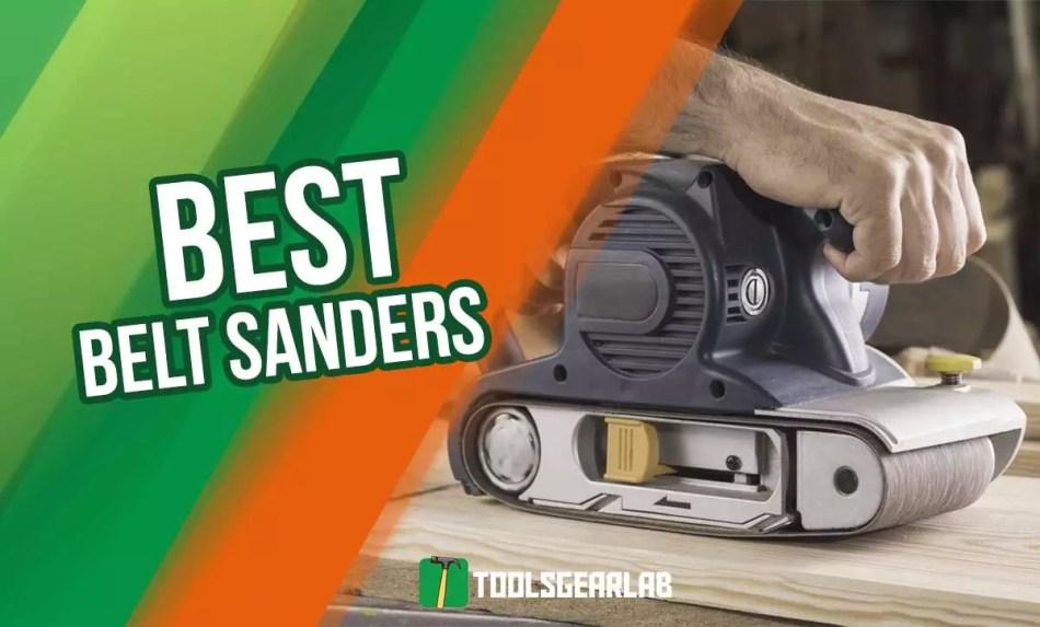 best belt sander