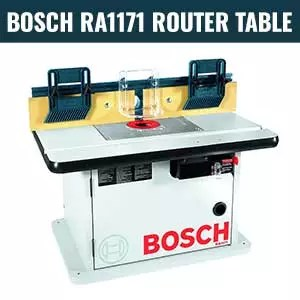Bosch RA1171 Router Table