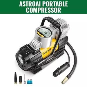 AstroAI Portable Air Compressor Pump