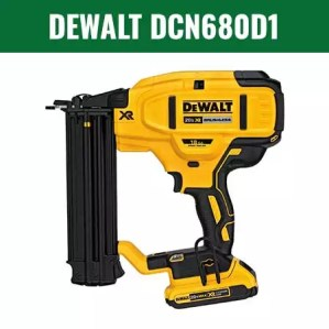 DEWALT DCN680D1 Cordless Brad Nailer