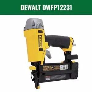 DEWALT DWFP12231 Brad Nailer Kit