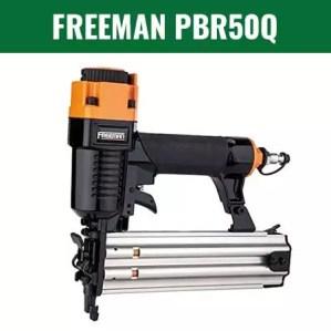 Freeman PBR50Q Pneumatic Brad Nailer