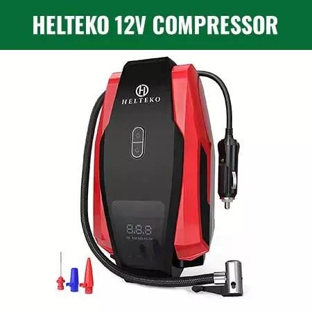 H Helteko 12V Portable
