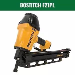 BOSTITCH F21PL Framing Nailer