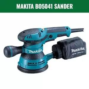 Makita BO5041 Random Orbit Sander