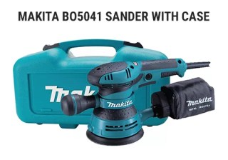 Makita BO5041 With Case