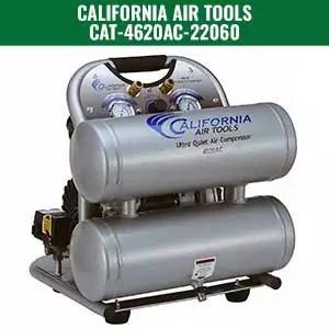 California Air Tools CAT-4620AC-22060 Ultra Quiet & Oil-Free