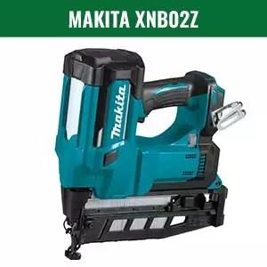 Makita XNB02Z Straight Finish Nailer