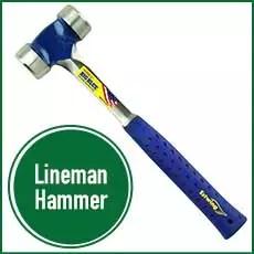 lineman hammer