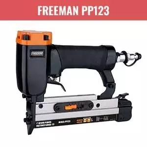 Freeman PP123 Pneumatic 23-Gauge Nail Gun