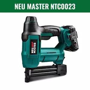 NEU MASTER NTC0023 Rechargeable Nail Gun
