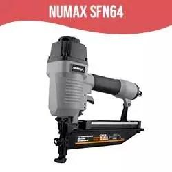 NuMax SFN64 16-Gauge Straight Finish Nailer