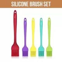 Silicone Brush Set
